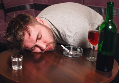 spirtli içki qəbulu və depressiya
