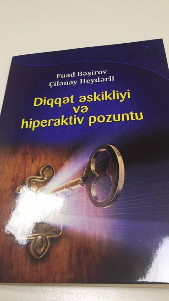 Diqqət Əskikliyi Və Hiperaktiv Pozuntu Haqqında Kitabça